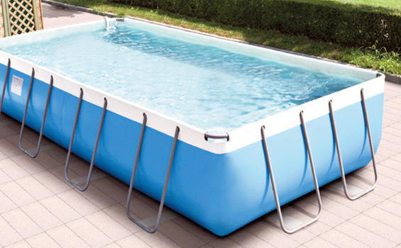 Gewebebecken mypool for Quick up pool obi